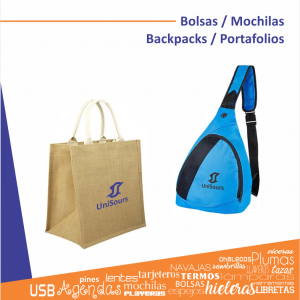 Bolsas / Mochilas / Backpacks / Portafolios